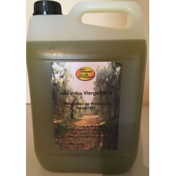 Can 5 L extra virgin olive oil